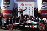 IndyCar: сезон стартовал победой Пауэра