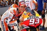 """MotoGP. Маркес: """"Не ожидал, что возьму поул"""""""