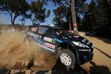WRC. Eurolamp WRT: сплошное непостоянство на ралли Сардинии