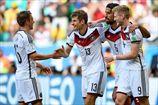 Германия разбила Португалию