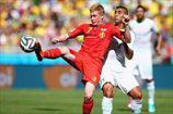 Де Брюйне назван лучшим игроком матча Бельгия-Алжир