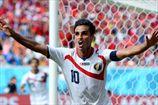Руис – игрок матча между Коста-Рикой и Италией