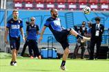 Де Росси не сыграет с Уругваем