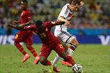 Боевой мир Германии и Ганы