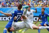 Уругвай выбивает Италию, Коста-Рика выигрывает группу