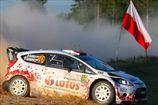 WRC. Ожье побеждает в Польше