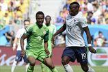Франция сломила сопротивление Нигерии