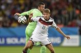 Германия дожала Алжир