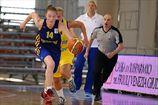 Женский Евробаскет U-20. Украинки проблем Сербии создать не смогли