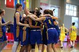 Женский Евробаскет U-20. Украина уступает Словакии, но выходит из группы