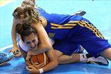 Женский Евробаскет U-20. Украина побеждает и хозяев турнира