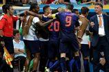 Нидерланды взяли бронзу на ЧМ-2014