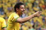 Фред ушел из сборной Бразилии