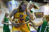 Женский Евробаскет U-18. Украина сильнее Ирландии