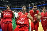 ЧМ-2014. Баскетбольный туризм. Иран