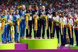 Легкая атлетика. Украина добывает серебро в эстафете 4х400