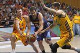 Турнир в Испании. Украина дала бой фавориту чемпионата мира