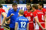 Волейбол. Первая победа Локомотива в Польше