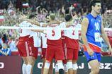 Волейбол. ЧМ-2014. Польша громит Сербию