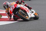 MotoGP. Гран-при Великобритании. Маркес выигрывает разогрев