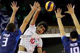 Волейбол. ЧМ-2014. Иран, США, Аргентина, Австралия и Франция стартуют с побед