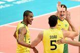 Волейбол. ЧМ-2014. Бразилия разгромила Китай, успехи России, Франции и Польши