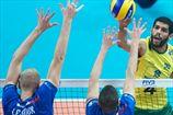 Бразилия – первый финалист чемпионата мира по волейболу