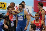 Легкая атлетика. Касьянов идет первым на турнире во Франции