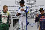 Сын Шумахера – вице-чемпион мира по картингу