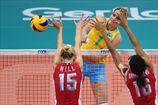 Волейбол. ЧМ-2014. Разгромные успехи США, Бразилии и Китая