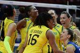 Волейбол. ЧМ-2014. Бразилия, Китай, Италия и США в полуфинале