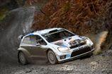 WRC. Ожье удерживает лидерство на ралли Великобритании