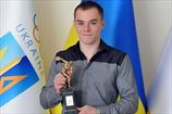 Верняев – спортсмен ноября в Украине