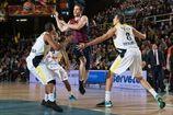 Евролига. Первое поражение Барселоны, Альба и Армани Джинс идут в Топ-16