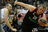 Душко Саванович — MVP девятого тура Евролиги