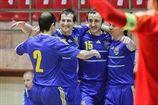 Футзал. Отбор на Евро-2016. Украина учинила погром для бельгийцев