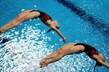 Прыжки в воду. Недобега и Кесар не добрались до медалей в Дубае