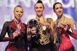 Художественная гимнастика. Золото Ризатдиновой + командное серебро на Гран-при в Тье