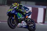 Moto GP. Гран-при Катара. Победа Росси, итальянский подиум