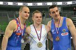 Спортивная гимнастика. Верняев берет золото в Любляне