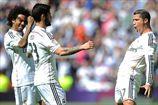 Реал разобрался с Эйбаром, Атлетико потерял очки в Малаге
