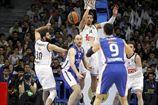 Евролига. Реал дожимает Эфес, Олимпиакос сравнивает счет в матче с Барселоной