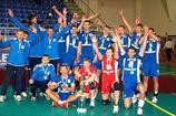 Волейбол. Локомотив — чемпион Украины