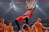 Евролига. Олимпиакос выбивает Барселону
