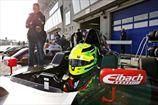 Шумахер-младший выиграл свою первую гонку в Формуле-4