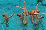 Синхронное плавание. Украина завоевала золотые медали Кубка Европы