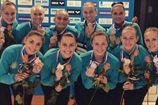 Синхронное плавание. Украина завоевала серебро Кубка Европы