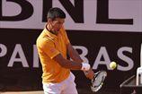 Рим (ATP). Тяжелая победа Джоковича, Вавринка, Феррер и Бердых идут дальше