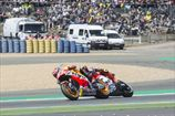 """MotoGP. Маркес: """"Поначалу мотоцикл был неуправляем"""""""