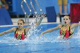 Европейские игры. Украина завоевывает бронзу в синхронном плавании